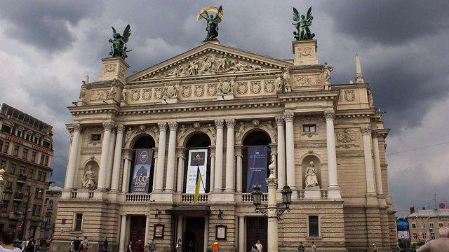 У Львівській опері встановлять барельєфний портрет Шептицького