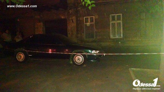 В Одесі вночі підірвали гранату
