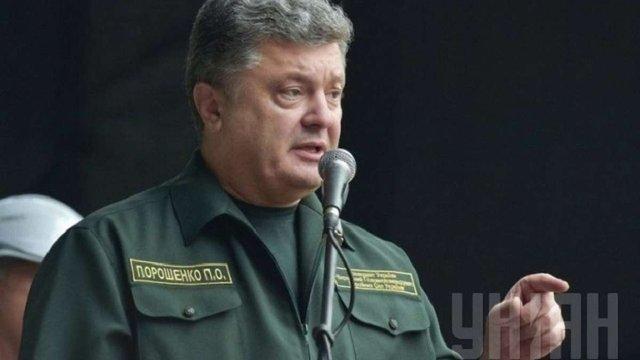 У 2016 році військовий бюджет України буде збільшено, – Порошенко