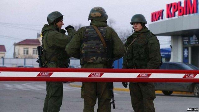 В окупованому Криму затримали ще одного українського військового