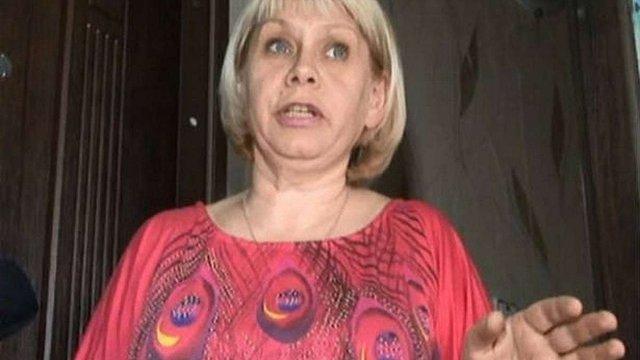 У Харкові амністували медсестру, яка била євромайданівця ногами