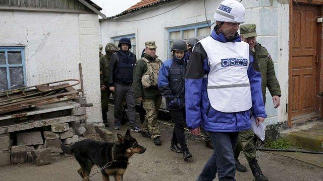 ОБСЄ анонсувала тендер на розмінування селища Широкиного