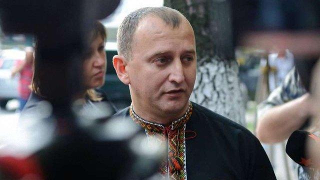 Суд заарештував «свободівця» Сиротюка на два місяці