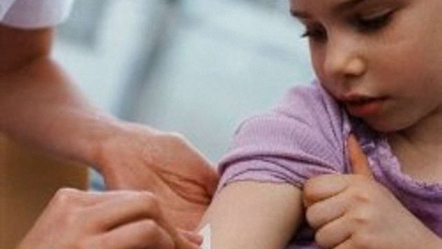 МОЗ анонсувало три раунди імунізації дітей проти поліомієліту в Україні