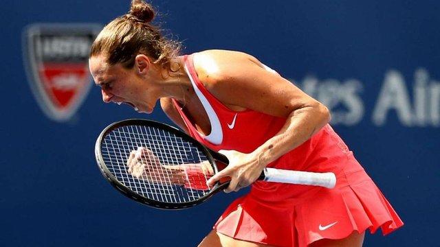 43-тя ракетка світу не впустила Серену Вільямс у фінал US Open