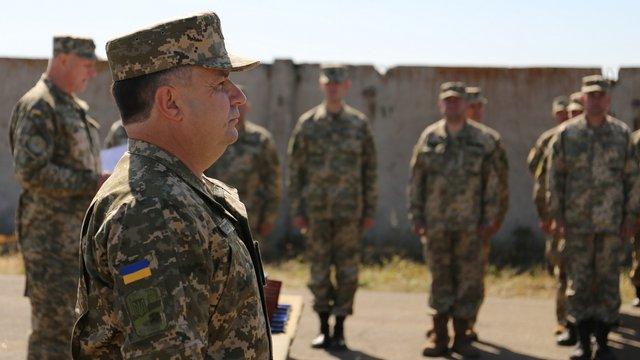 За останній рік чисельність української армії зросла вдвічі, - Міноборони