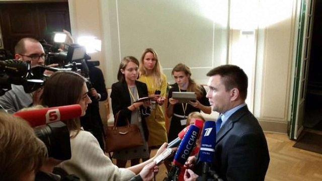 Росія відмовилася обговорювати питання полонених і контролю на кордоні, - МЗС