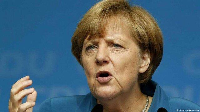Без Росії конфлікт у Сирії вирішити неможливо, - Меркель