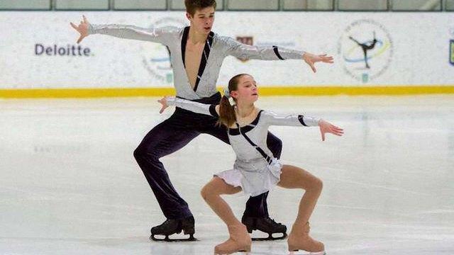 Українські фігуристи здобули дві «бронзи»