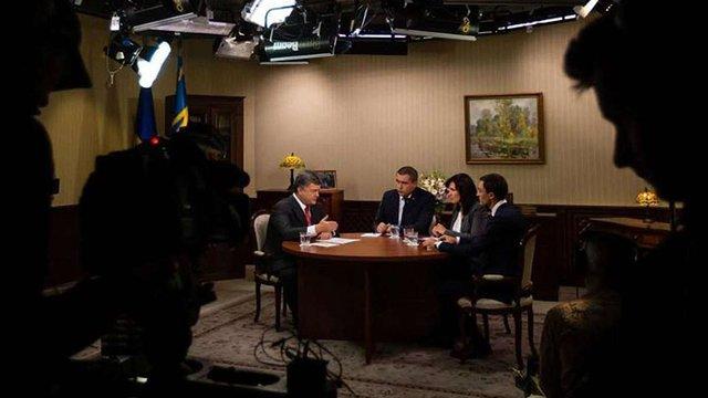 Президент заявив, що не має наміру здійснювати тиск на парламент в питанні децентралізації