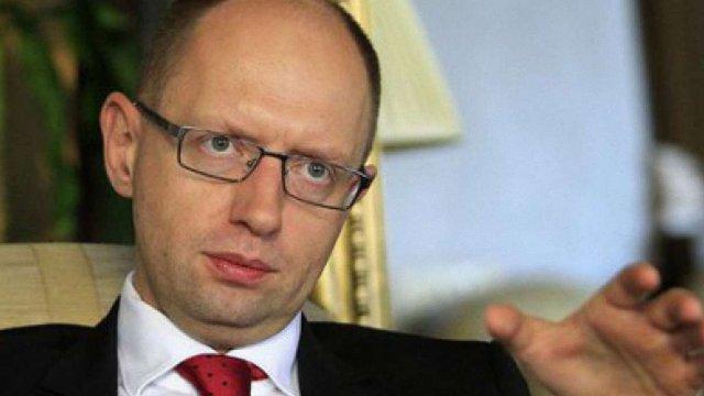 Яценюк: На погашення заборгованості по зарплатах уряд виділить ₴2 млрд
