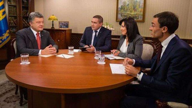 Порошенко: Вибори на Донбасі можливі за умови коли волевиявлення громадян буде вільним