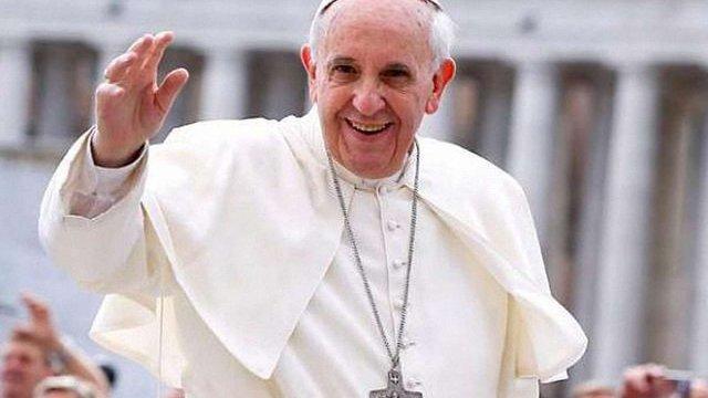 Спецслужби США попередили напад на Папу Римського