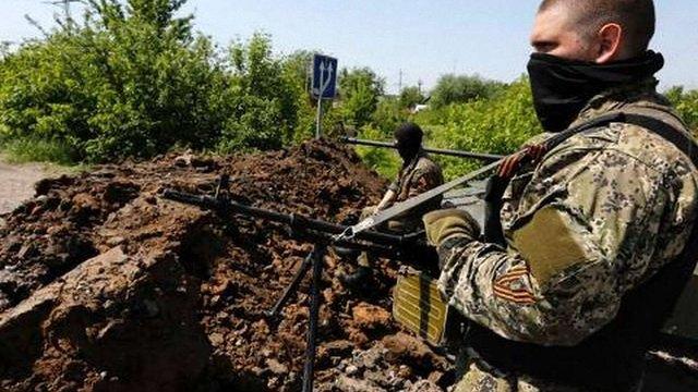 У ЛНР створюють прикордонний загін