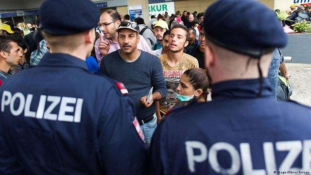 Німеччина підтвердила факт запровадження контролю на кордоні з Австрією