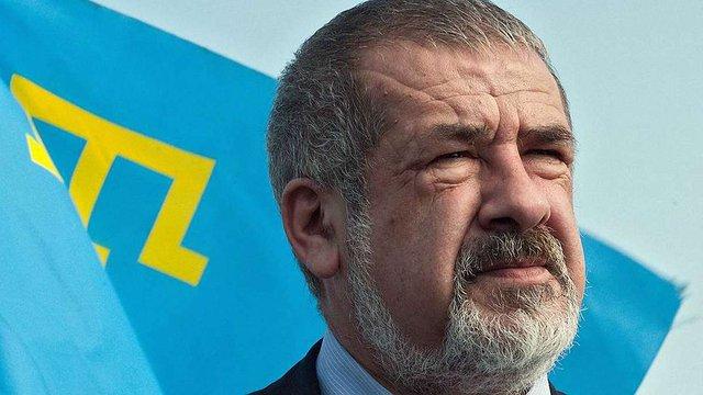 Чубаров розповів, коли кримські татари перекриють кордон з Кримом