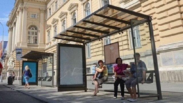 У центрі Львова за кошти підприємців облаштують 11 зупинок