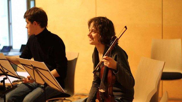Українська скрипалька перемогла на конкурсі у Швейцарії