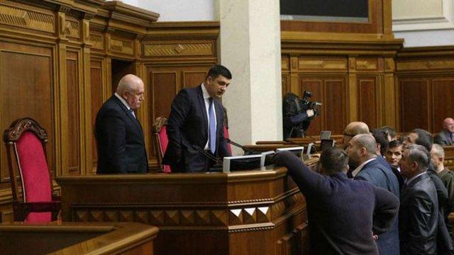 Верховна Рада сьогодні розгляне заяви про відставки Вощевського і Квіташвілі, - Березюк