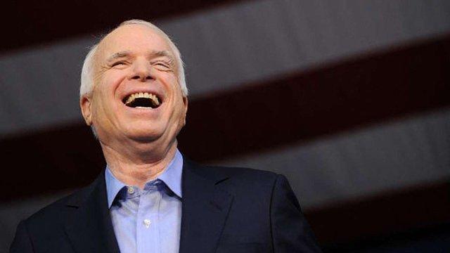 Сенатор Маккейн відмовився від запрошення ЛНР відвідати «вибори»