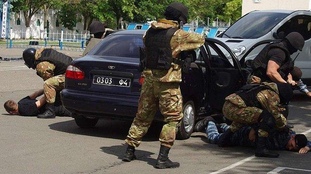 На Одещині СБУ затримала диверсійну групу, яку координували спецслужби РФ
