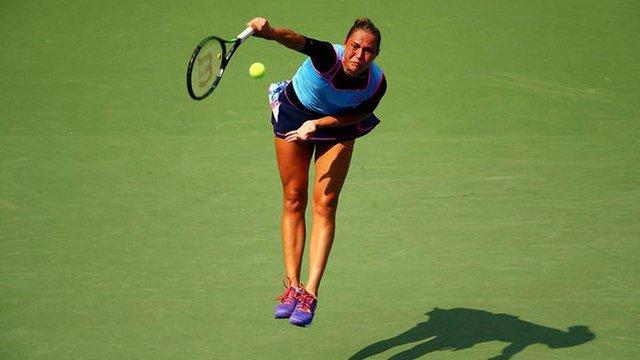 Українська тенісистка здолала першу ракетку турніру у Токіо