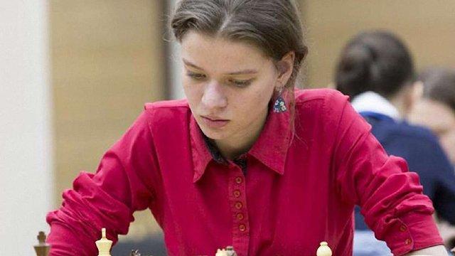 Львів'янка виграла юніорський чемпіонат світу із шахів