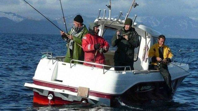 ФСБ затримала трьох українців, які ловили рибу в Сиваші на адміністративній межі з Кримом