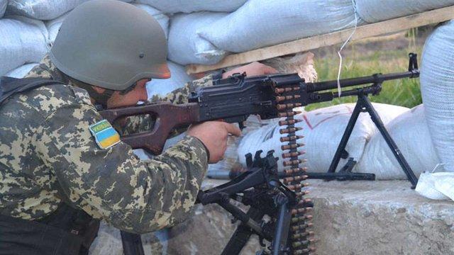 На Донбасі українські бійці вступили в ближній бій з диверсантами