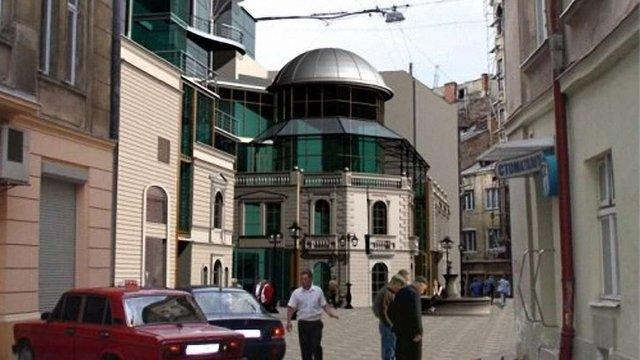 Будівництво на Нижанківського у Львові таки припинять