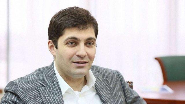 Заступник генпрокурора Сакварелідзе призначений прокурором Одеської області
