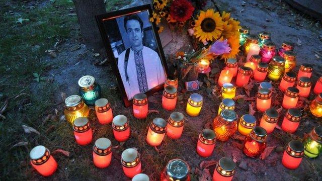 Озбройся правдою: в Україні вшановують пам'ять загиблих журналістів