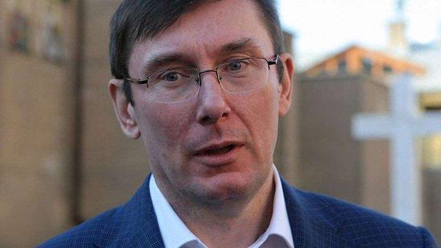 У списках партії БПП на місцеві вибори можуть бути колишні регіонали, - Луценко