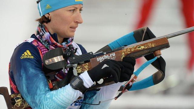 Через загострення старої травми біатлоністка Віта Семеренко пропускає тренування зі збірною
