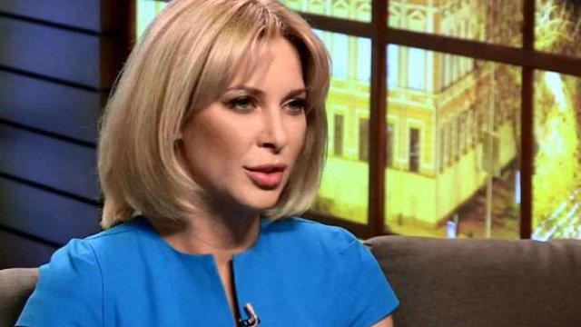 Олена Тищенко подала у відставку