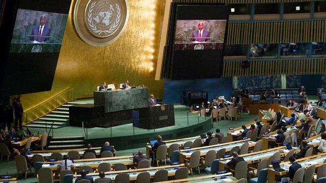 Позбавлення Росії права вето в ООН підтримали вже 73 країни