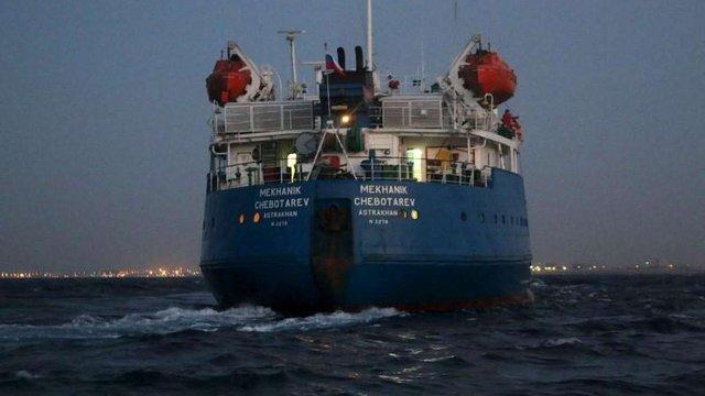 У Лівії затримали російський танкер за підозрою у контрабанді нафти