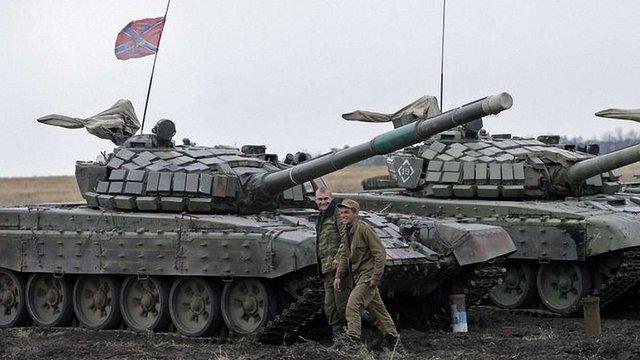 За минулу добу бойовики тричі обстріляли українських військовослужбовців у зоні АТО