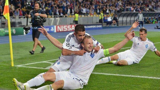 «Динамо» на останніх хвилинах вирвало нічию у матчі з «Порту»