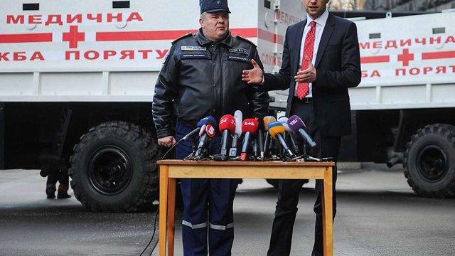 В МВС повідомили, коли завершать розслідувати справу екс-керівників ДСНС