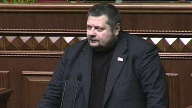 Верховна Рада дозволила арештувати нардепа Ігоря Мосійчука