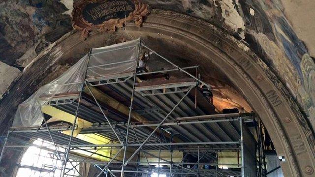 Гарнізонний храм у Львові просить допомогти із реставрацією