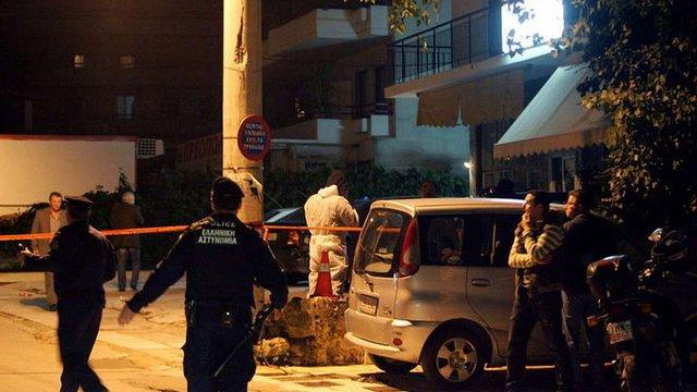 У центрі Афін анархісти закидали поліцейських «коктейлями Молотова»