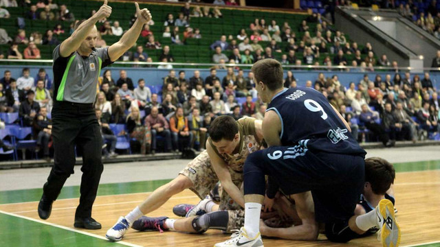 Суперліга оголосила про проведення окремого від Федерації баскетболу чемпіонату України
