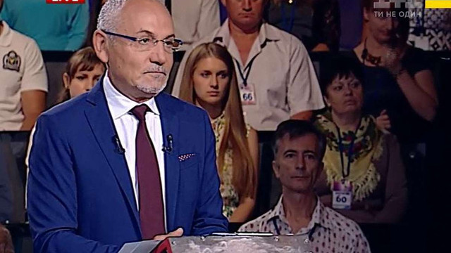 Політичне ток-шоу «Шустер Live» зняли з ефіру 1+1 за кілька хвилин до початку програми