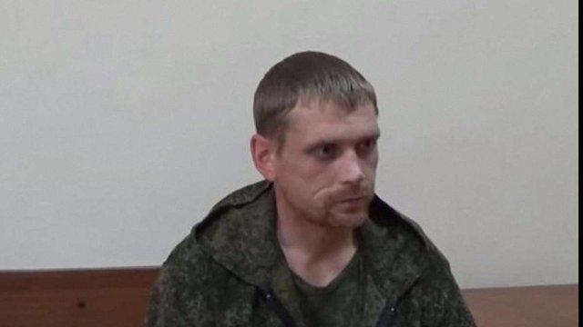 Водій, затриманий із російським майором Старковим, взяв усю провину на себе, – адвокат