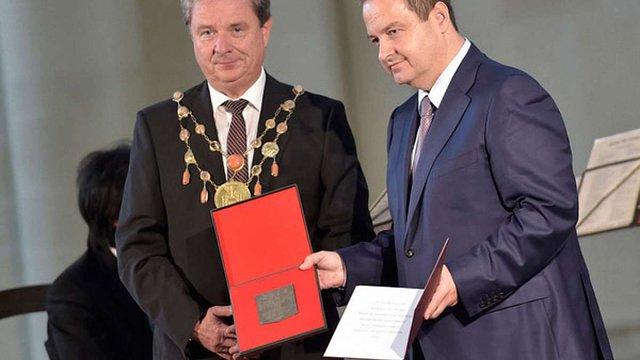 За роботу на Донбасі ОБСЄ нагородили премією кайзера Оттона Великого