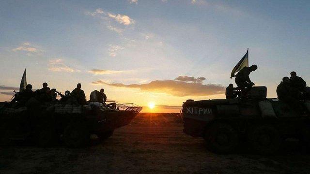 Минулої доби бойовики здійснювали поодинокі обстріли та провокації у зоні АТО