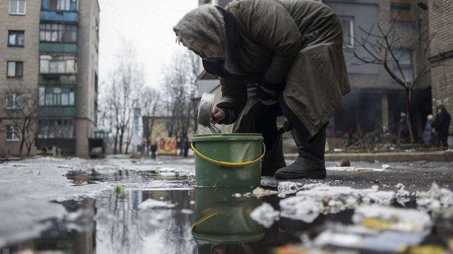 ОБСЄ: Через брак води Донбас може залишитися взимку без опалення