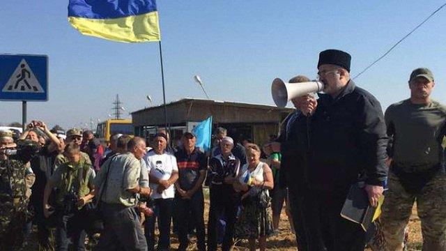Блокада Криму відбуватиметься у три етапи, - Чубаров